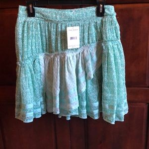 NWT- Free People skirt
